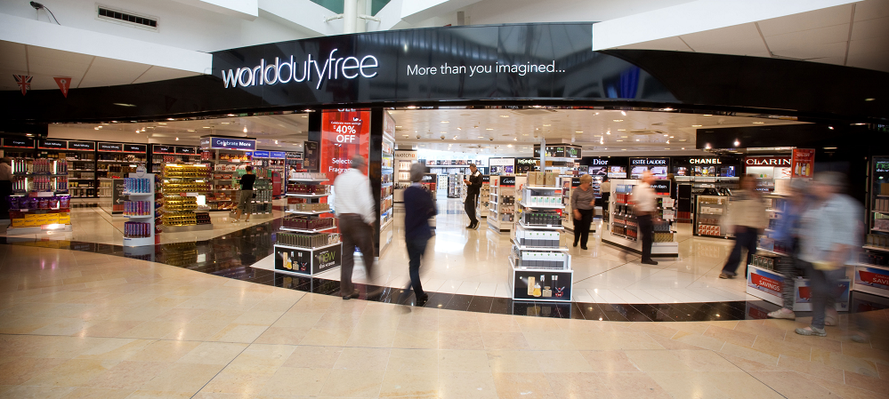 Eurotunnel Folkestone World Duty Free
