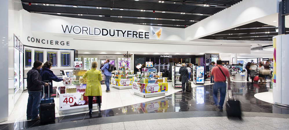 6b244fbb414d Retail jobs at Stansted airport with World Duty Free