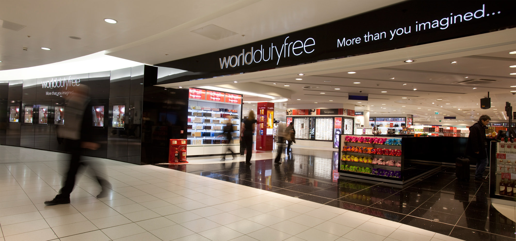 Image result for bournemouth airport world duty free