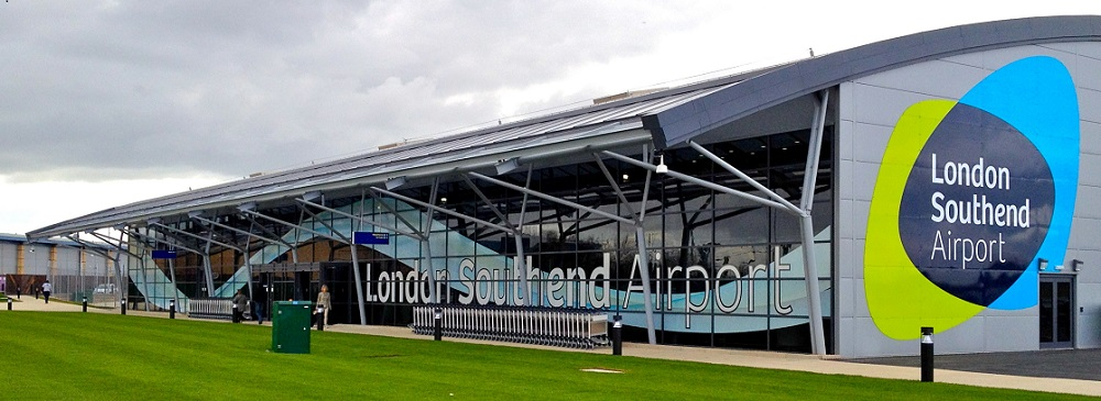 Southend Airport World Duty Free